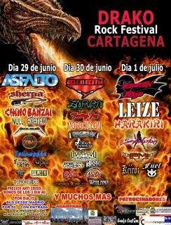 Drako Rock Festival 2012