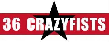 Cambios en la formación de 36 Crazyfists
