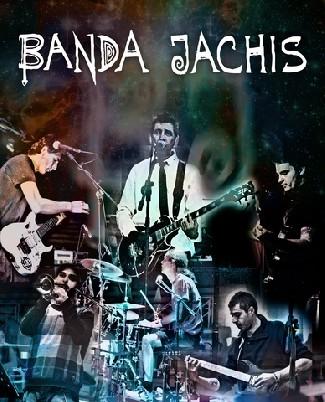 Banda Jachis necesita ayuda para su 5º disco