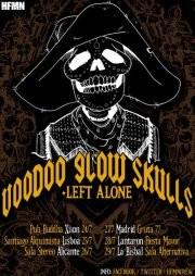 Gira peninsular de Voodoo Glow Skulls