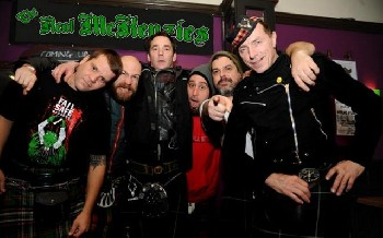 Vuelven The Real McKenzies en agosto