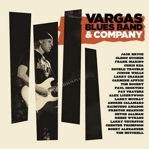 Nuevo disco de Vargas Blues Band
