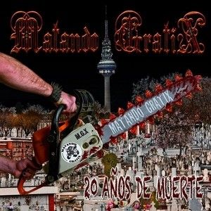 Nuevo disco de Matando Gratix