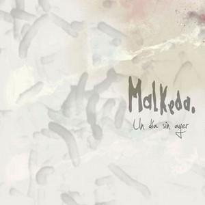 Tracklist del nuevo álbum de Malkeda