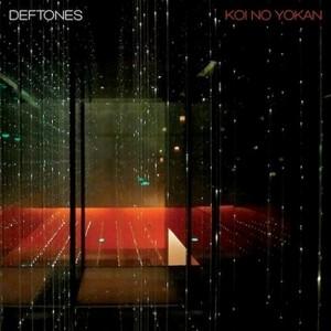 Portada del nuevo disco de Deftones