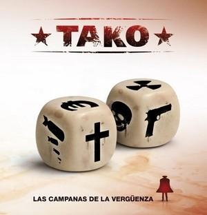 Datos del nuevo disco de Tako