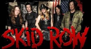 Nuevo disco de Skid Row en 2013