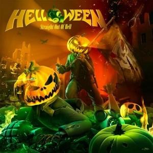 Portada del nuevo disco de Helloween