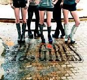 Glamorous Rock, primer vídeo de PL Girls