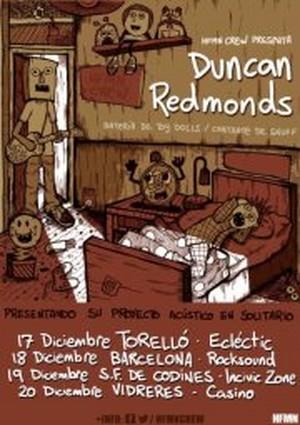 Gira catalana de Duncan Redmonds