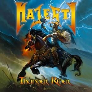 Thunder Rider, nuevo vídeo de Majesty