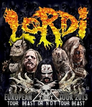 Gira española de Lordi