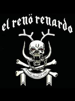 El Reno Renardo grabando nuevo disco