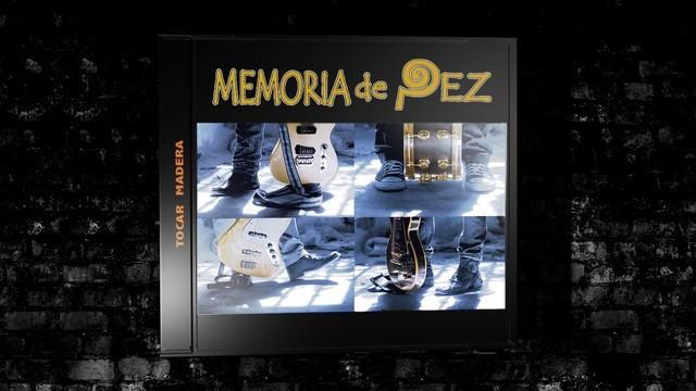 Portada del nuevo disco de Memoria de Pez