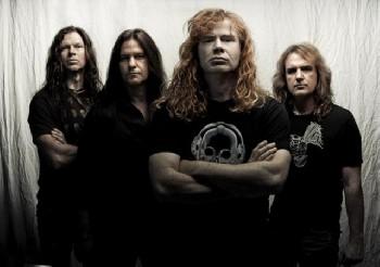 Megadeth terminan de grabar Super Collider