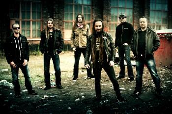 Amorphis vuelven en noviembre