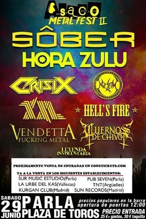 A Saco Metal Fest