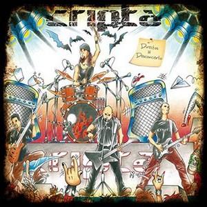 Detalles del nuevo disco de Cripta