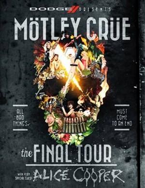 Mötley Crüe se despedirán en 2015