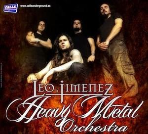 Fechas de Leo Jiménez Heavy Metal Orchestra