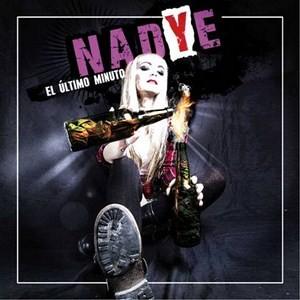 Detalles del nuevo disco de Nadye