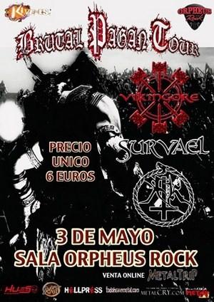 Brutal Pagan Tour