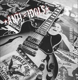 Portada del primer disco de Anti-Idols