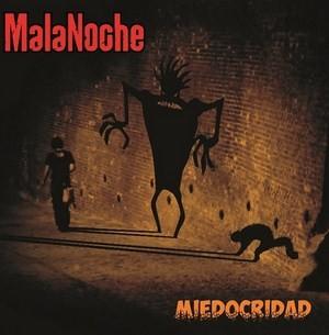 Portada del segundo disco de Malanoche