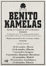 Benito Kamelas lo dejan