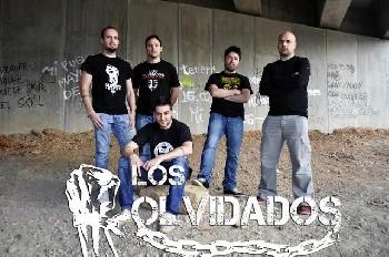 Descarga el primer disco de Los Olvidados