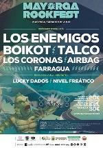 Este sábado el Mayorga Rock Fest