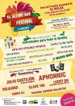 El Último Bus, festival benéfico y gratuito