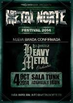 Primeros confirmados para el Metal Norte 2014